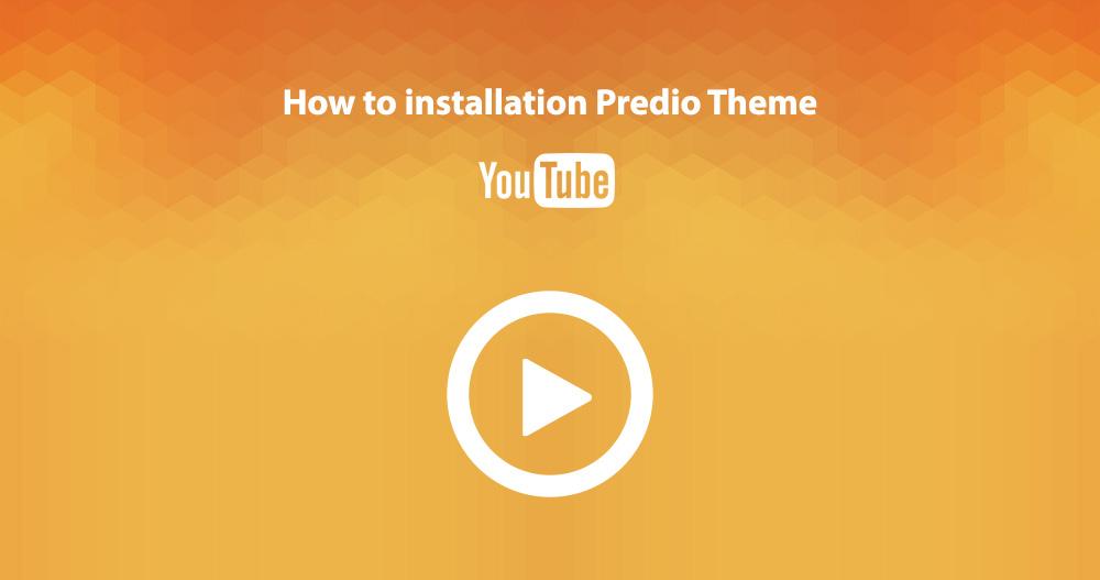 Predio | Industrial and Construction WordPress Theme